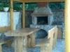 Letna kuhinja Rustika